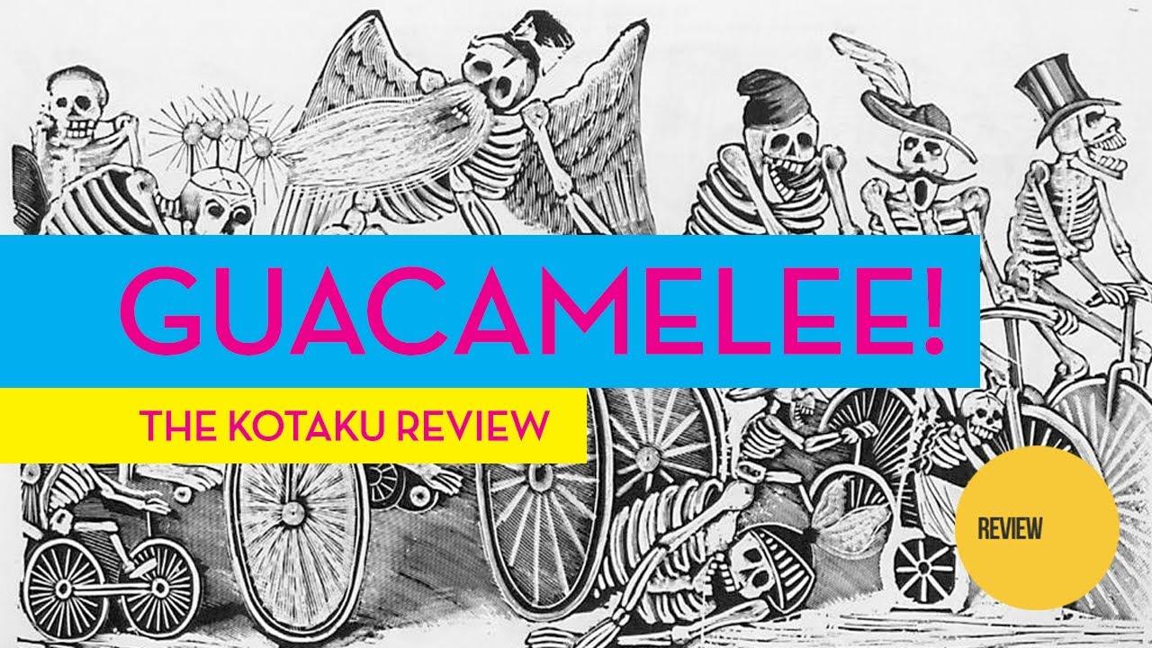 Guacamelee!: The Kotaku Review