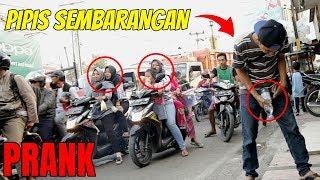 PURA2 KENCING SEMBARANGAN PAKE BOTOL MINUMAN | Prank Indonesia
