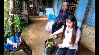 Sự khó khăn của một gia đình nghèo - Hương vị đồng quê - Bến Tre - Miền Tây