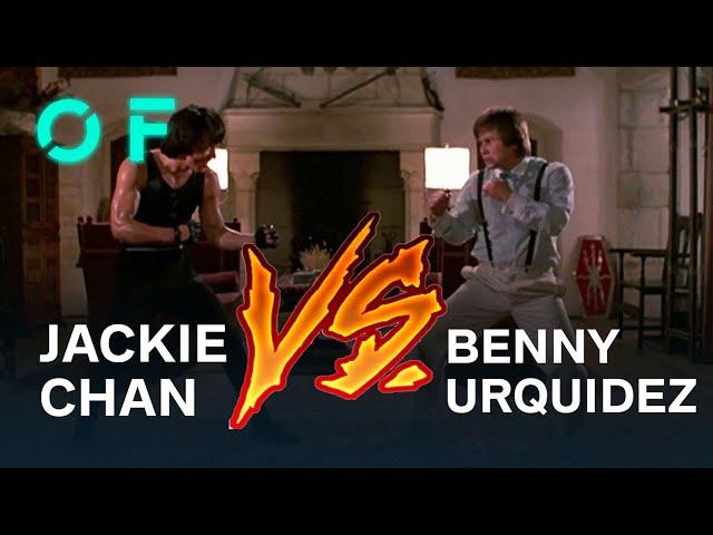 ¿La MEJOR pelea de la HISTORIA del CINE? Jackie Chan vs Benny Urquidez | Autopsia de una escena
