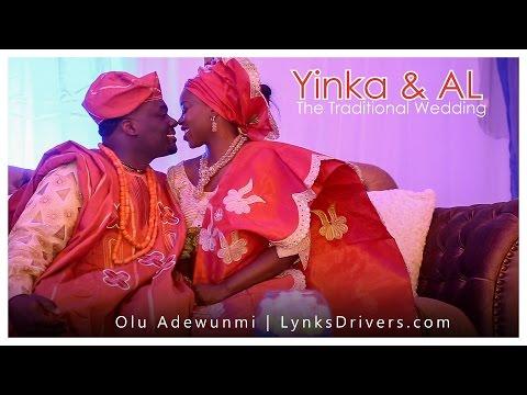 Yinka and AL – The Traditional Wedding