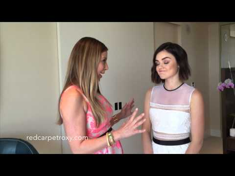 Lucy Hale Talks Beauty Tips + Faves, And Secrets From Season 6 Of Pretty Little Liars