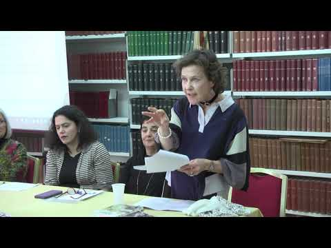 Elisabeth Cottier-Fábián, 2018, dec. 6.: Magyar Tudományos Akadémia
