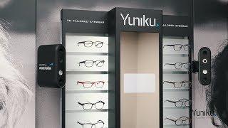 The Creation Of 3D-Printed Eyewear | Yuniku By HOYA And Materialise