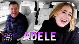 <b>Adele</b> Carpool Karaoke