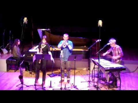 Nate Wooley's Battle Pieces @ Roulette, 4-11-14 1/7 online metal music video by NATE WOOLEY