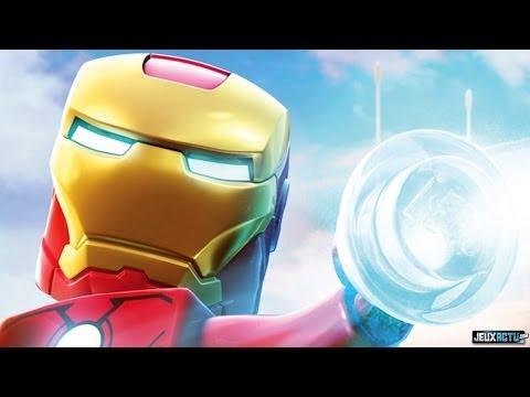 Vidéo LEGO Jeux vidéo PSVLMSH : Lego Marvel Super Heroes PS Vita