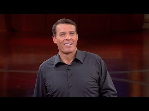 Oz Talk: Tony Robbins