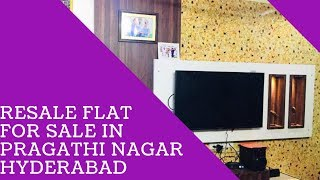 Apartments for sale in Pragathi Nagar hyderabad
