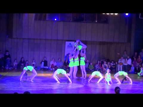 Hallelujah - modern (contemporary) dance