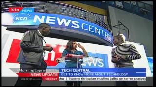 Morning Express: Tech Central with Michelle Ngele 5/01/2016