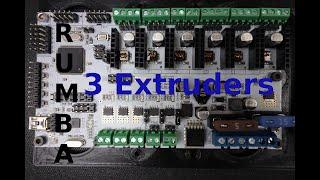 Rumba   3 Extruders