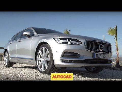 Volvo V90 review: is Volvo's new estate car better than its German rivals?