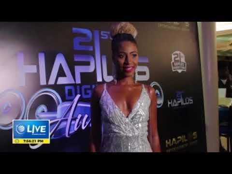 21st Hapilos hosts Digital Music Awards