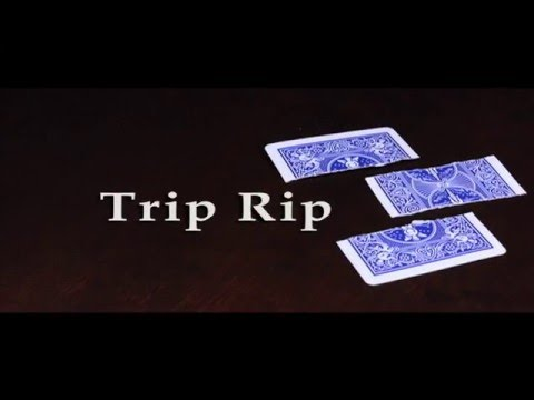 Trip Rip by Sensor Magic