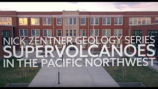 Supervolcanoes in the Pacific Northwest