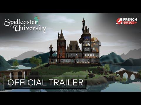 Trailer de Spellcaster University