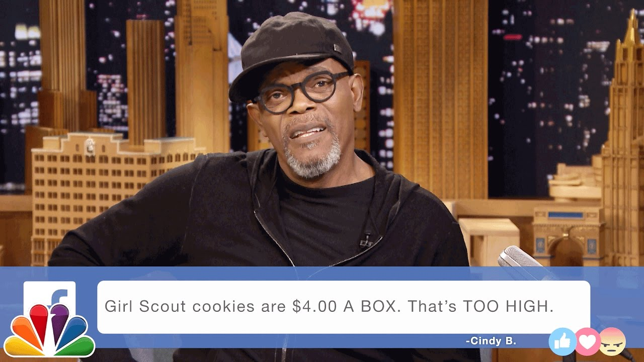 Facebook Rants with Samuel L. Jackson thumbnail