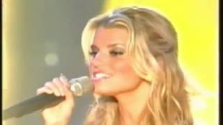 Jessica Simpson Take My Breathe Away Live On Totp 2004