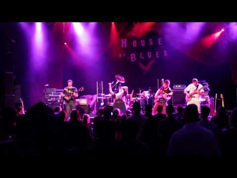 Eyes On Backwards at the House Of Blues HD (compilation) Teezer
