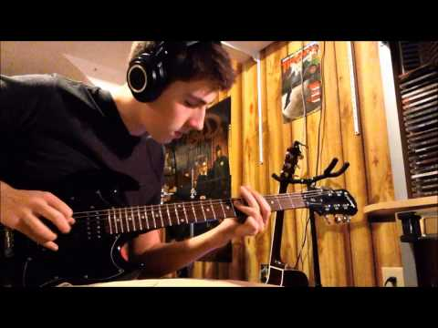 Incubus - Stellar (Guitar Cover)