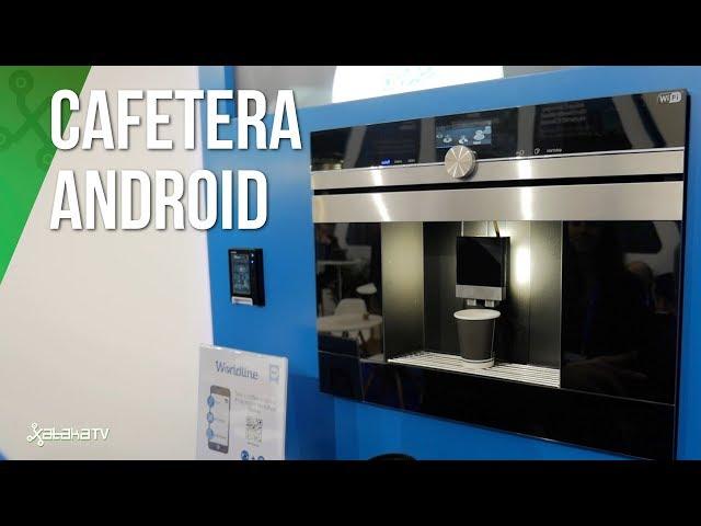 Esta cafetera FUNCIONA con ANDROID!!