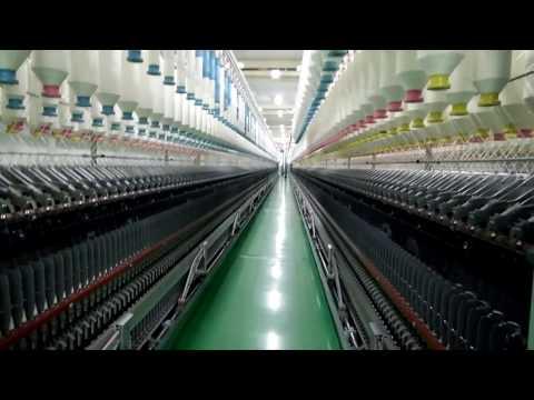 Công nghệ dệt hiện đại của nhà máy dệt Quán Đặc, Đài Loan