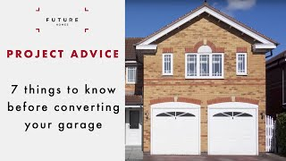 Garage Conversions: 7 Things To Know Before Converting Your Garage
