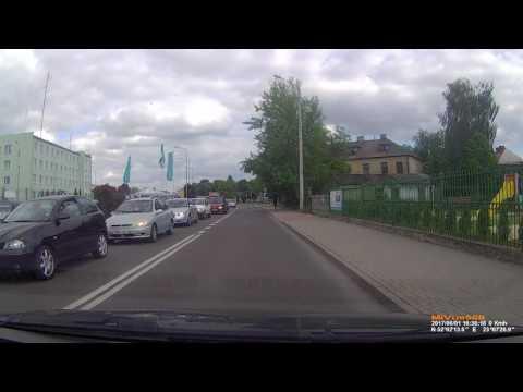 Rowerzystka + STOP = zawał u kierowcy