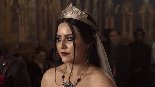 First Gothic Wedding In Romania | Prima Nunta Gotica Din Romania | October 2017