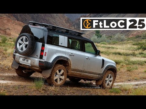 Will The New Defender Look Good Muddy? FtLoC 25 | Carfection