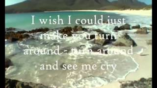 AGAINST ALL ODDS PHIL COLLINS   LYRICS