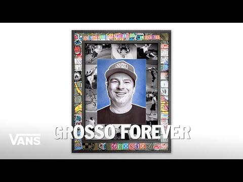 Grosso Forever: Paul Kobriger's Jeff Grosso Tribute | Skate | VANS