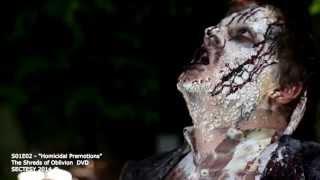 "Video SECTESY - ""Homicidal Premonitions"" 2014"