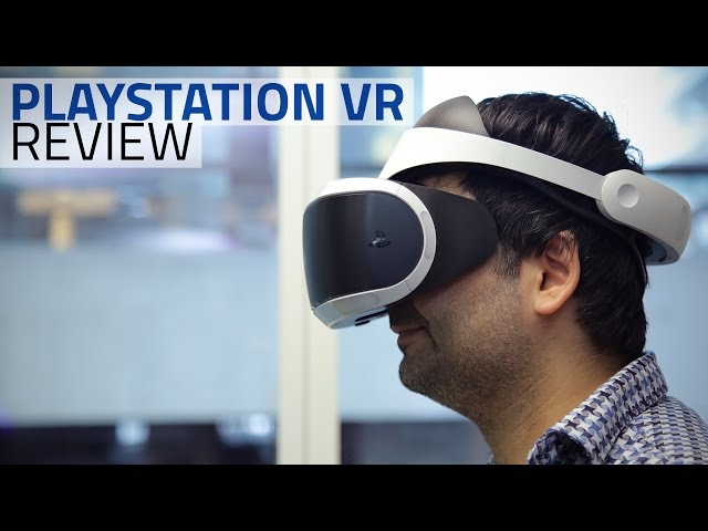 New PlayStation VR Headset Announced | Technology News
