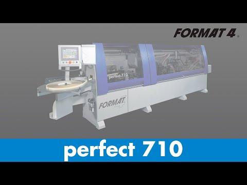 """Premium"" Kantenaanlijmmachine perfect 710"