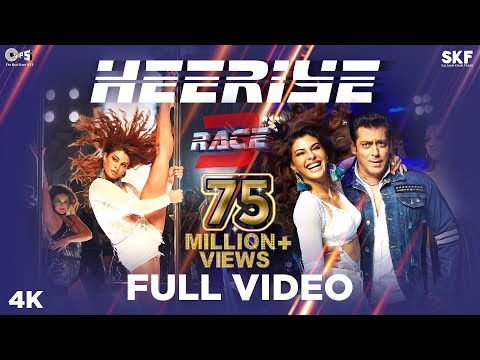 Heeriye Full Video Race 3 Salman Khan Jacqueline Meet Bros Ft Deep Money Neha Bhasin
