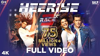 Heeriye Full Video - Race 3 | Salman Khan  Jacqueline | Meet Bros ft. Deep Money, Neha Bhasin