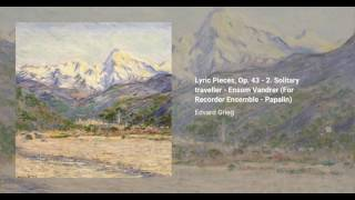 Lyric Pieces - Book 3 , Op. 43