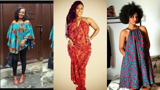 Gorgeous Ankara Maternity Gowns & Dresses For Pregnant Moms