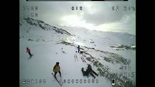 Trying JESC & RPM filter with BetaFPV 1S v2.0 FC (L ESC) - 75mm whoop & 0803 motors - in French Alps