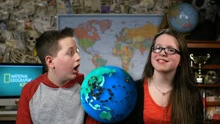 Nat Geo Kids Learn About Eruptions