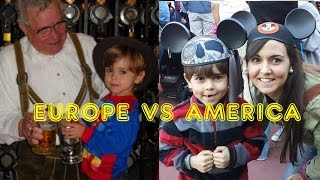 Differences Between Europe & The US: What You Should Know Before You Visit Europe
