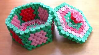 Origami - Box | Bowl |  Dish | How To Make A Paper Bowl | Tutorial