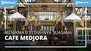 Asyiknya Berkunjung di Cafe Medjora, Tempat Nongkrong Bernuansa Bali di Karanganyar