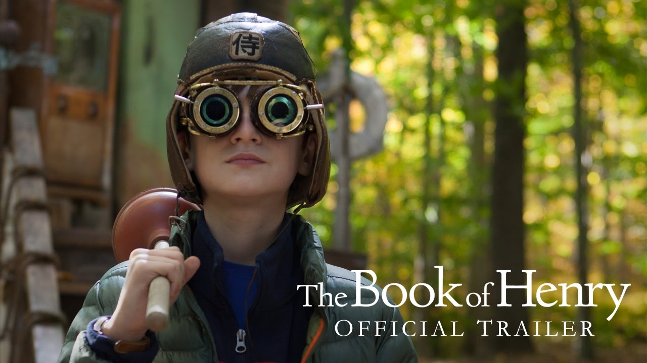 Video trailer för THE BOOK OF HENRY - Official Trailer [HD] - In Theaters June 16