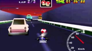 """Toad's Turnpike 3lap 2'59""""00 (PAL)"""