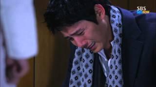 SBS [따뜻한말한마디] - 성수(이상우) 결국 은진앞에서 오열