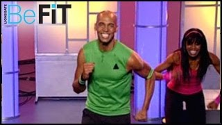 Billy Blanks Jr: Bootcamp Cardio Dance Workout by BeFiT