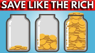 Save THIS MUCH Every Month To Be Rich | How To Save Money Faster